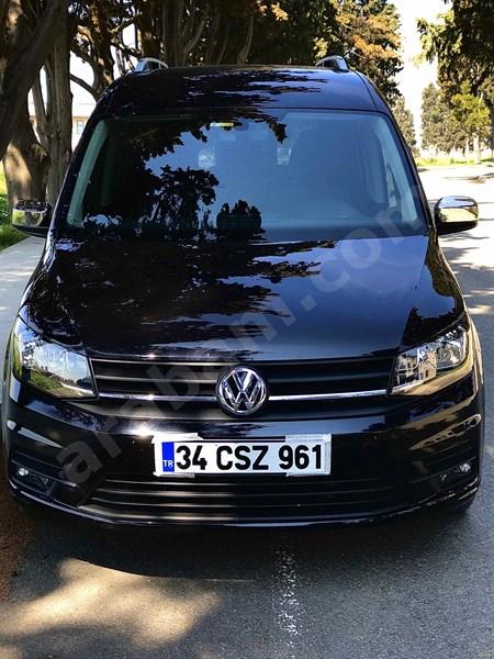 Sahibinden Volkswagen Caddy 2.0 Tdi Trendline 2016 Model İstanbul 55.000 Km -