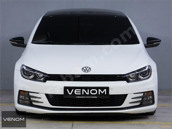 Galeriden Volkswagen Scirocco 1 4 Tsi Sportline 2015 Model Ankara 65 000 Km Beyaz 15199408 Arabam Com