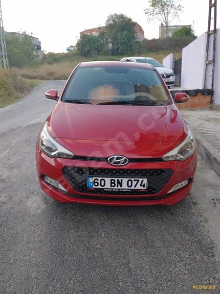 Sahibinden Hyundai I20 1.4 Mpi Style 2016 Model İstanbul 60.300 Km -