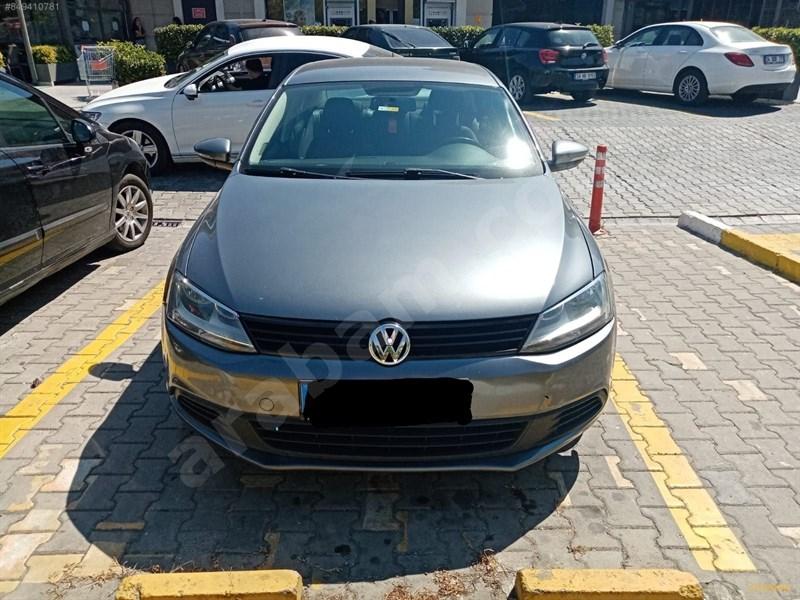 Sahibinden Volkswagen Jetta 1.6 Tdi Comfortline 2012 Model İstanbul 190.000 Km Füme