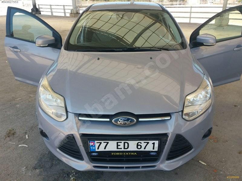 Sahibinden Ford Focus 1.6 Ti-vct Style Plus 2011 Model şanlıurfa 245.000 Km Gri