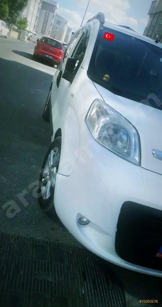 Sahibinden Fiat Fiorino Combi 1.3 Multijet Emotion 2014 Model İstanbul 160.000 Km Beyaz