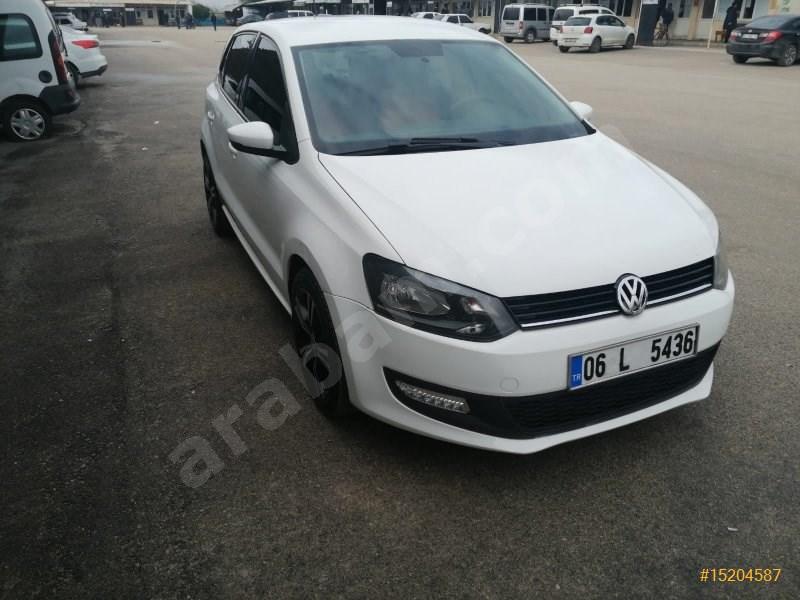 Sahibinden Volkswagen Polo 1.2 Tdi Trendline 2012 Model Adana 191.500 Km -