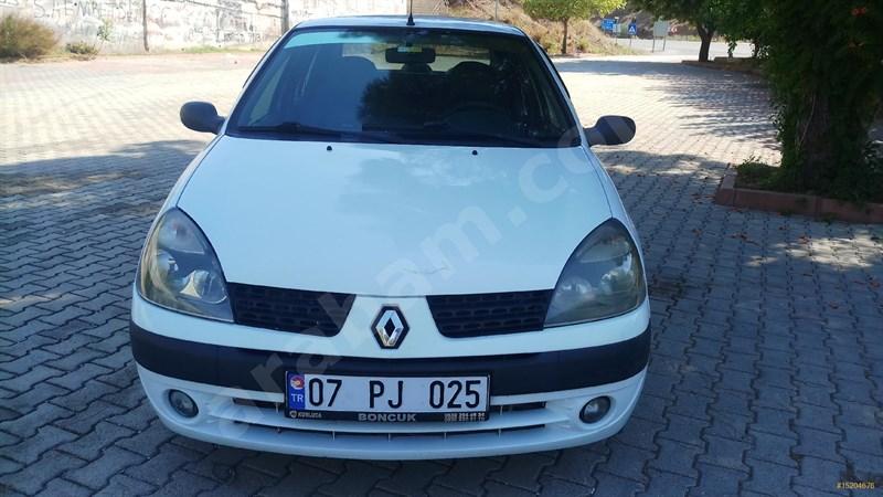 Sahibinden Renault Clio 1.4 Expression 2002 Model Antalya 299.000 Km -