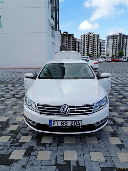 Sahibinden Volkswagen Vw Cc 1.4 Tsi 2013 Model Diyarbakır 113.000 Km -