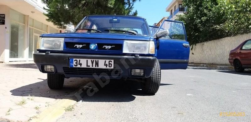 Sahibinden Tofaş şahin 1.6 1992 Model İstanbul 80.000 Km Lacivert
