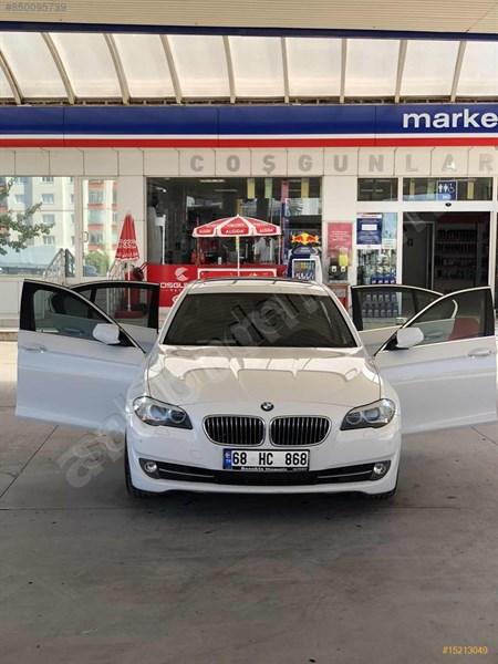 Sahibinden Bmw 5 Serisi 525d Xdrive Premium 2013 Model Aksaray 152.900 Km Beyaz