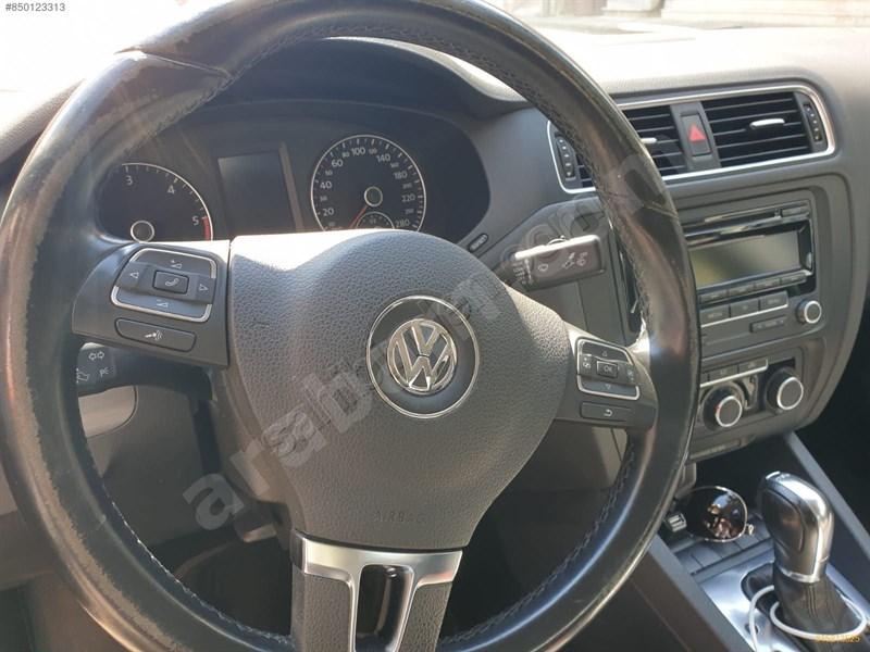 Sahibinden Volkswagen Jetta 1.6 Tdi Comfortline 2013 Model İstanbul 125.000 Km Gri