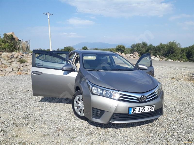 Sahibinden Toyota Corolla 1.33 Life 2016 Model İzmir 70.000 Km -
