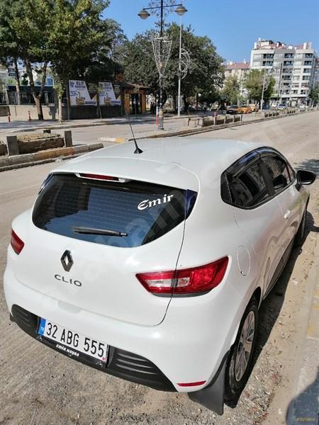 Sahibinden Renault Clio 1.2 Joy 2018 Model Van 29.000 Km Beyaz