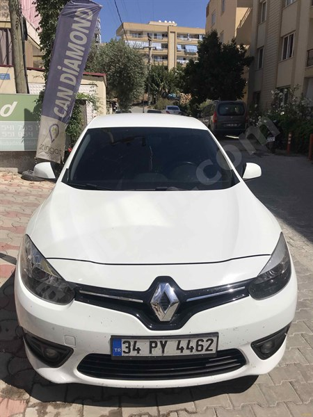 Sahibinden Renault Fluence 1.5 Dci Touch 2016 Model Aydın 95.000 Km -