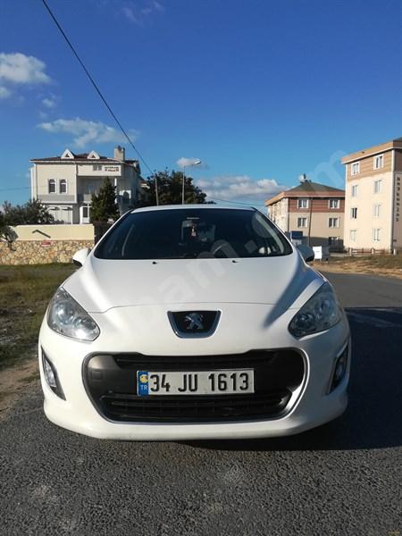 Sahibinden Peugeot 308 1.6 Hdi Access 2012 Model İstanbul 99.600 Km Beyaz