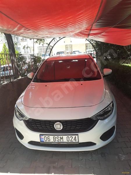 Sahibinden Fiat Egea 1.3 Multijet Easy 2017 Model Ankara 61.200 Km -