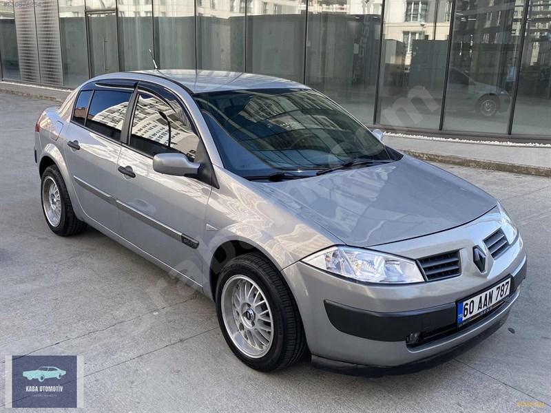 Galeriden Renault Megane 1.5 Dci Authentique 2005 Model İstanbul 270.000 Km Gri