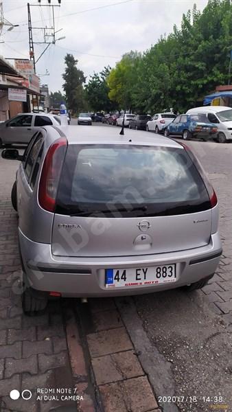 Sahibinden Opel Corsa 1.4 Enjoy 2004 Model Adana 230.000 Km Gri (gümüş)