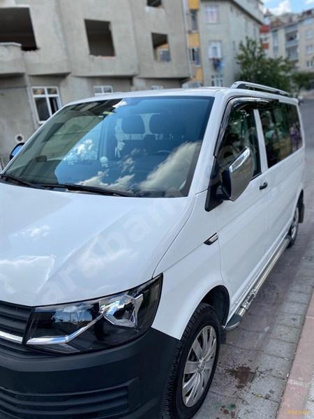 Sahibinden Volkswagen Transporter 2.0 Tdi Camlı Van 2016 Model İstanbul 80.000 Km Beyaz