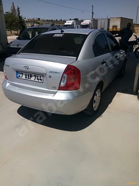 Galeriden Hyundai Accent Era 1.5 Crdi-vgt Team 2010 Model Gaziantep 276.000 Km Gri (gümüş)