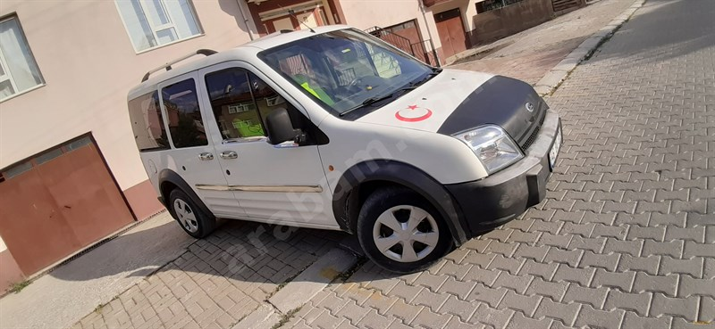 Sahibinden Ford Tourneo Connect 75ps 2004 Model Isparta 339.000 Km Beyaz