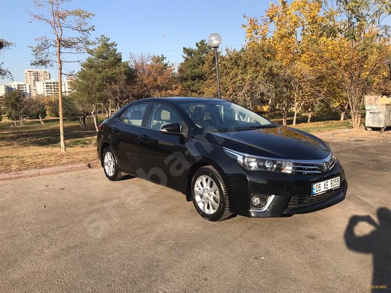 Sahibinden Toyota Corolla 1.6 Advance 2014 Model Sakarya 119.000 Km -