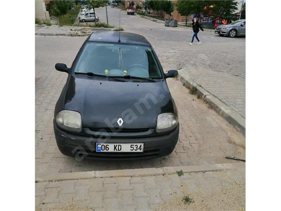Sahibinden Renault Clio 1.4 RTA 2001 Model