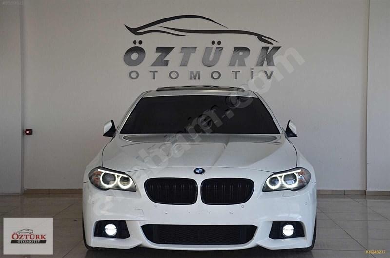 Galeriden Bmw 5 Serisi 520i Premium 2013 Model Denizli 119.000 Km Beyaz