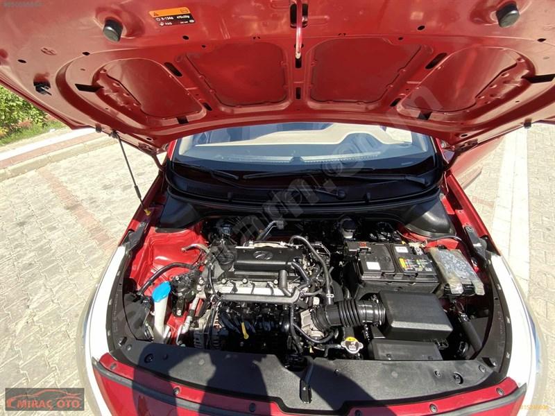 Galeriden Hyundai I20 1.2 Mpi Elite Smart 2017 Model Aydın 92.000 Km Kırmızı