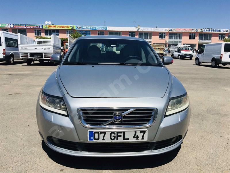 Sahibinden Volvo S40 1.6 D Dynamic 2009 Model Diyarbakır 230.858 Km Gri (metalik)