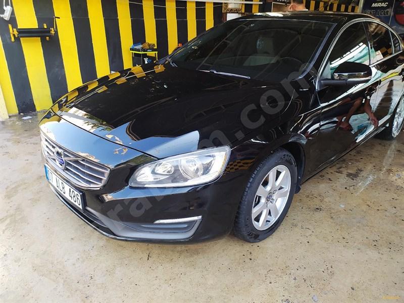 Sahibinden Volvo S60 1.6 D Premium 2014 Model Antalya 145.000 Km Siyah