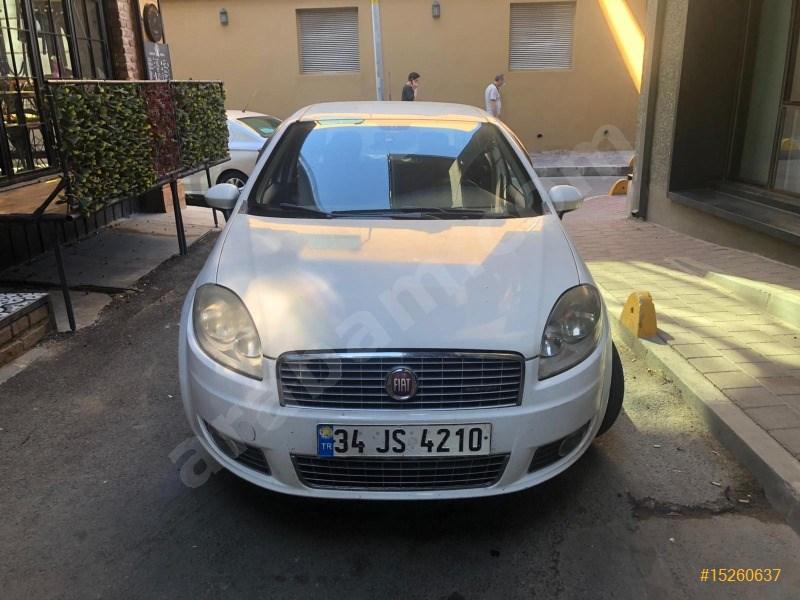 Sahibinden Fiat Linea 1.3 Multijet Active Plus 2012 Model İstanbul 142.000 Km Beyaz