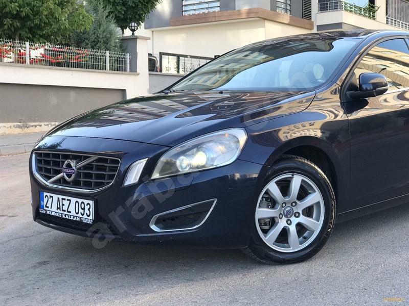 Galeriden Volvo S60 2.0 T Premium 2011 Model Gaziantep 185.000 Km Gri (titanyum)
