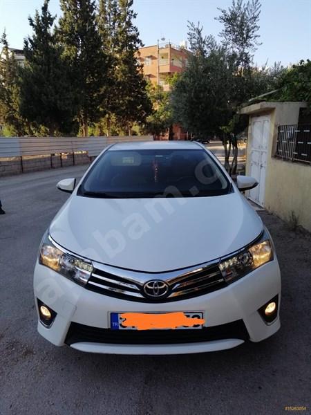 Sahibinden Toyota Corolla 1.33 Life 2014 Model Hatay 137.000 Km -