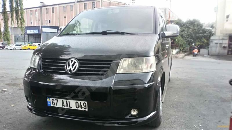 Sahibinden Volkswagen Transporter 2.5 Tdi City Van 2005 Model Zonguldak 309.180 Km -