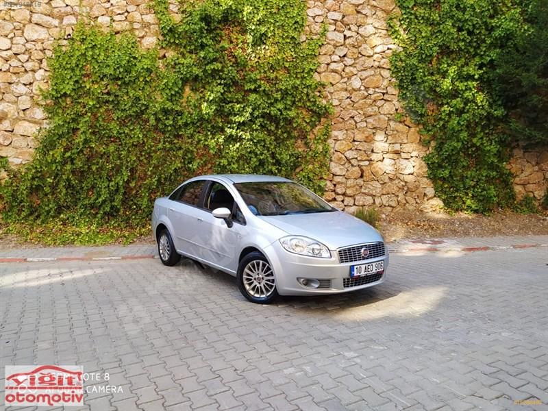 Galeriden Fiat Linea 1.3 Multijet Active Plus 2012 Model Balıkesir 220.000 Km Gri