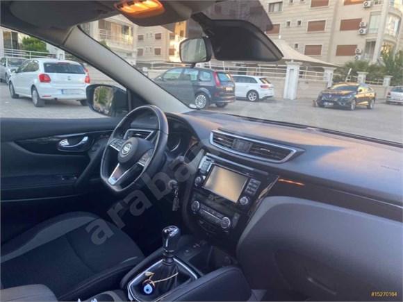 Sahibinden Nissan Qashqai 1 5 Dci Tekna 2017 Model Izmir 34 000 Km Beyaz 15270164 Arabam Com