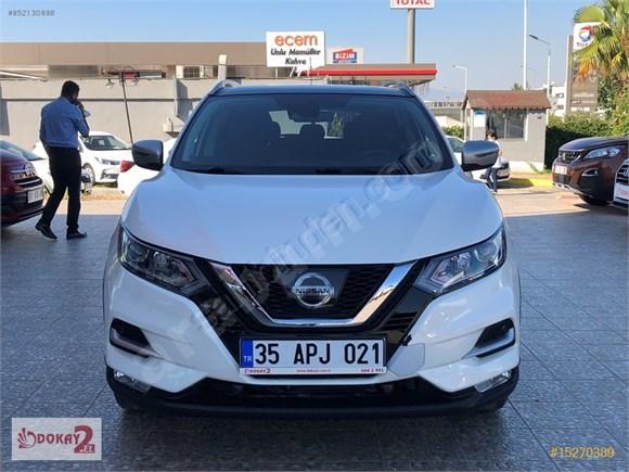 Galeriden Nissan Qashqai 1 6 Dci Design Pack 2017 Model Izmir 52 601 Km Beyaz 15270389 Arabam Com
