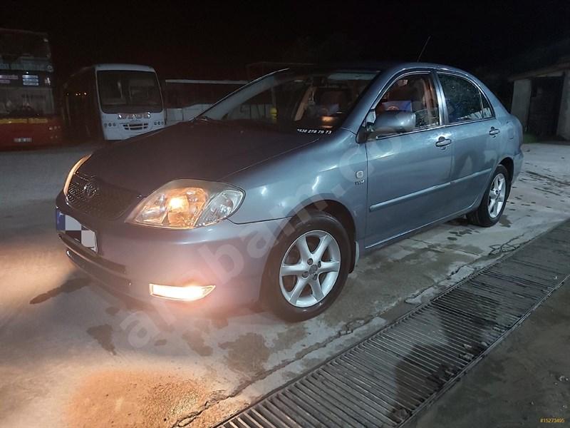 Sahibinden Toyota Corolla 1.6 Sol 2004 Model Edirne 142.143 Km -