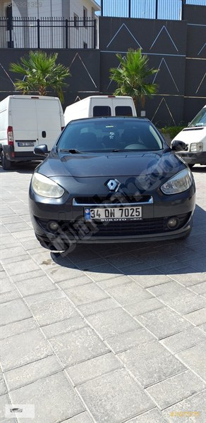 Galeriden Renault Fluence 1.5 Dci Business 2012 Model Aydın 260.000 Km Füme