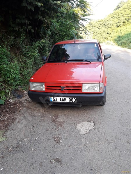Sahibinden Tofaş şahin 1.6 1998 Model Rize 198.924 Km Kırmızı