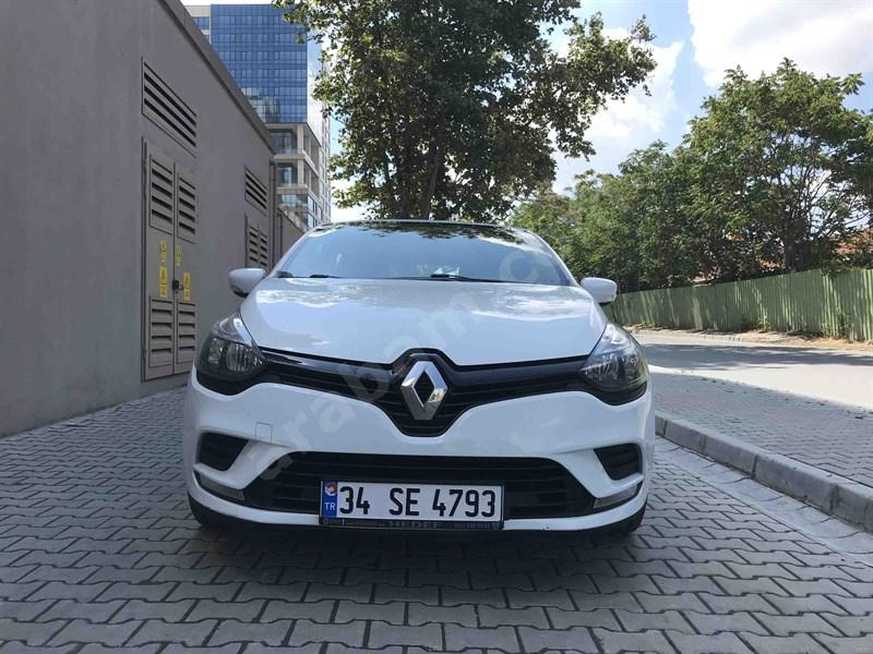 Sahibinden Renault Clio 1.5 Dci Joy 2017 Model İstanbul 121.000 Km -