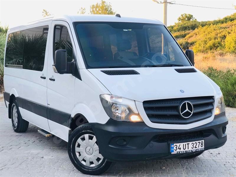 Galeriden Mercedes - Benz Sprinter 313 Cdi 2015 Model İzmir 168.000 Km Beyaz