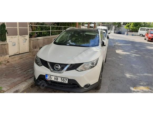 Sahibinden Nissan Qashqai 1 6 Dci Platinum Premium Pack 2015 Model Izmir 103 000 Km Beyaz 15278760 Arabam Com