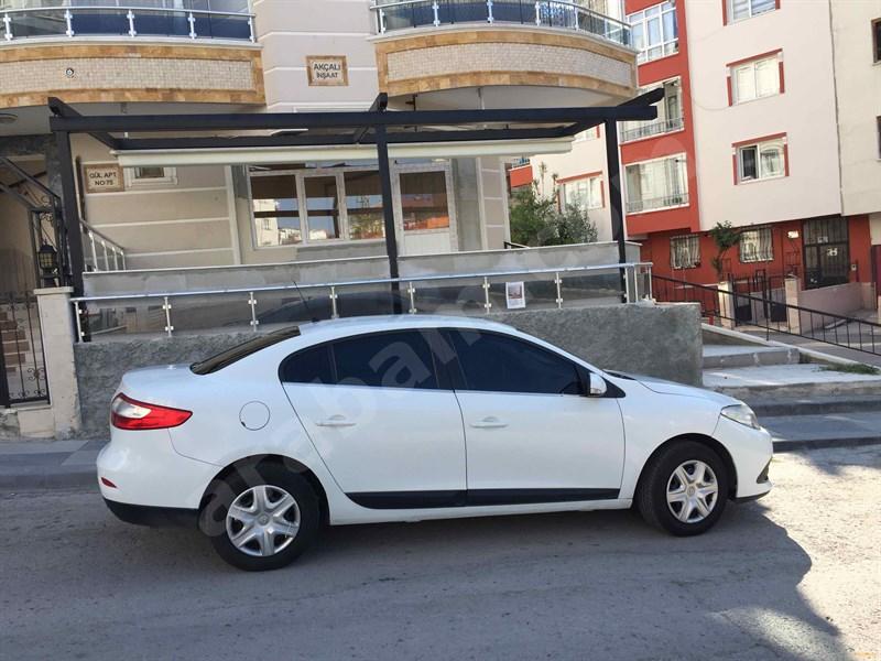 Sahibinden Renault Fluence 1.5 Dci Joy 2013 Model Ankara 200.000 Km Beyaz