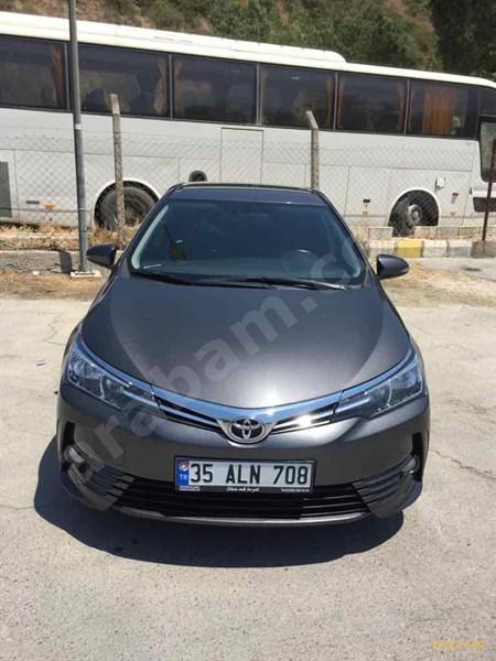 Sahibinden Toyota Corolla 1.4 D-4d Advance 2017 Model İzmir 98.000 Km -