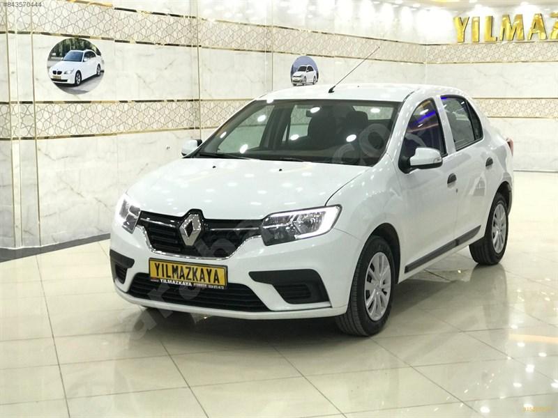Galeriden Renault Symbol 1.5 Dci Joy 2018 Model Gaziantep 120.210 Km Beyaz