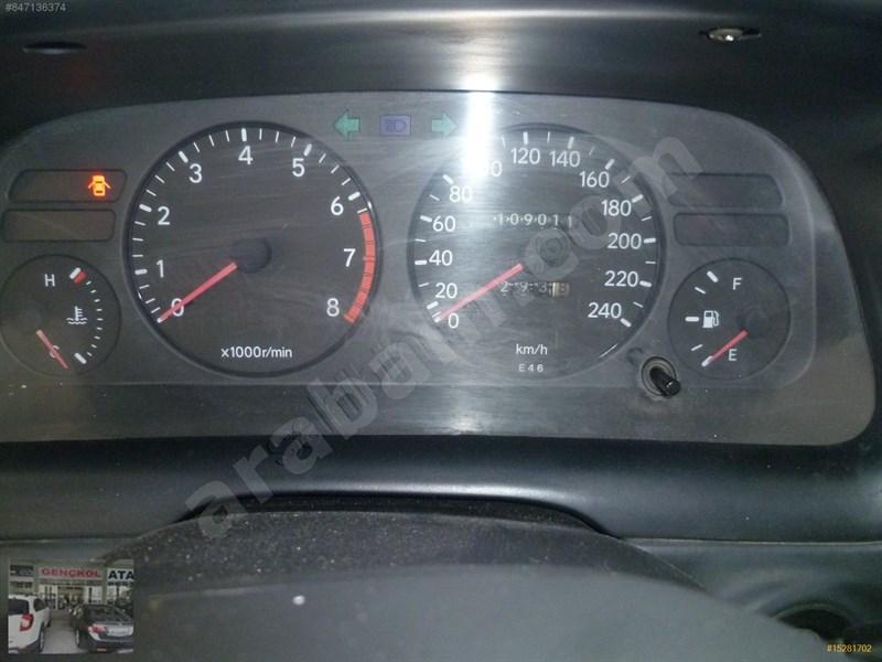 Galeriden Toyota Corolla 1.6 Xli 1998 Model İzmir 110.000 Km Beyaz
