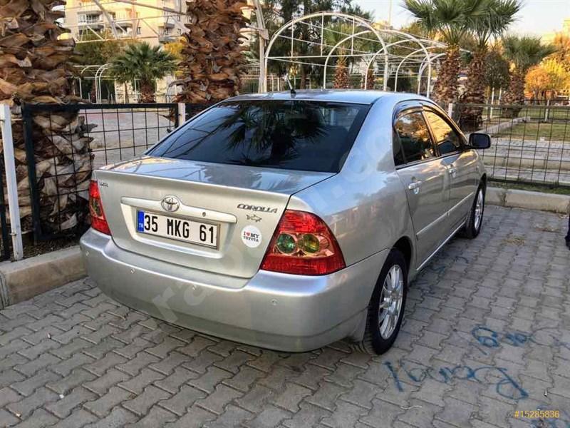 Sahibinden Toyota Corolla 1.6 Terra 2006 Model İzmir 132.575 Km -
