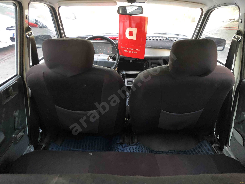 Galeriden Renault R 12 Toros 1992 Model Adana 170 000 Km Beyaz 15286152 Arabam Com