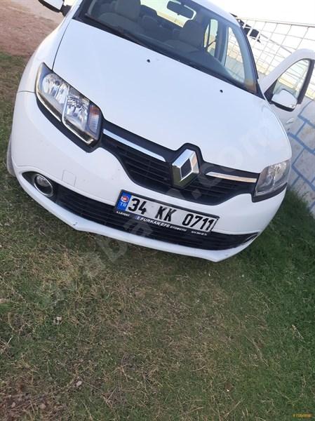 Sahibinden Renault Symbol 1.5 Dci Touch 2013 Model şanlıurfa 198.000 Km Beyaz