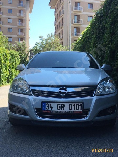 Sahibinden Opel Astra 1.3 Cdti Essentia 2010 Model İstanbul 220.000 Km Gri