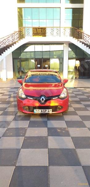 Sahibinden Renault Clio 1.5 Dci Joy 2014 Model Kocaeli 114.000 Km Kırmızı